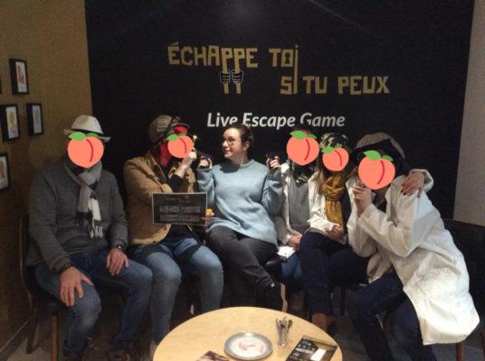 Escape Game La Roche-sur-Yon