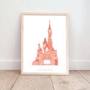 Affiche enfant – Château