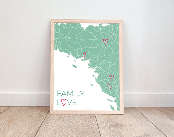 affiche family love